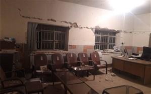 ۱۰ نفر تا کنون بر اثر زلزله شدید سی سخت مصدوم شدند