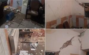 🎬اولین تصاویر از زلزله سی سخت استان کهگیلویه و بویر احمد