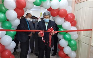 افتتاح نمایشگاه دستاوردهای دانشآموزان متوسطه استثنایی در استان خوزستان