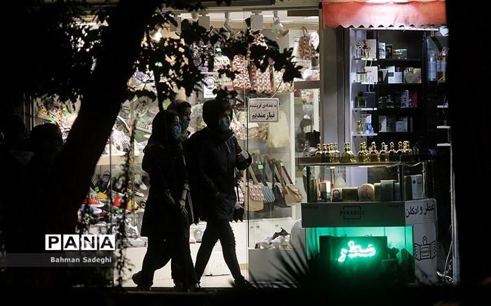 تهران ساعت ۱۸ قانونی که اجرا نمی شود!
