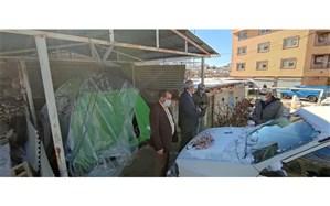 فضاهای سالم آموزشی دنا آماده اسکان زلزله زدگان است