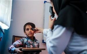۲۴ هزار کودک در ملارد غربالگری بینایی شدند