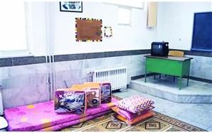 مدارس شهر سی سخت آماده اسکان زلزلهزدگان است