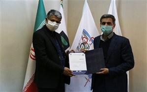 محمد چینیان سرپرست کمیته دانشآموزی فدراسیون پزشکی ورزشی شد
