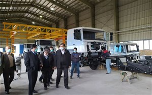 کامیونهای تولیدی مشگینشهر ناوگان حمل و نقل کشور را تقویت میکند