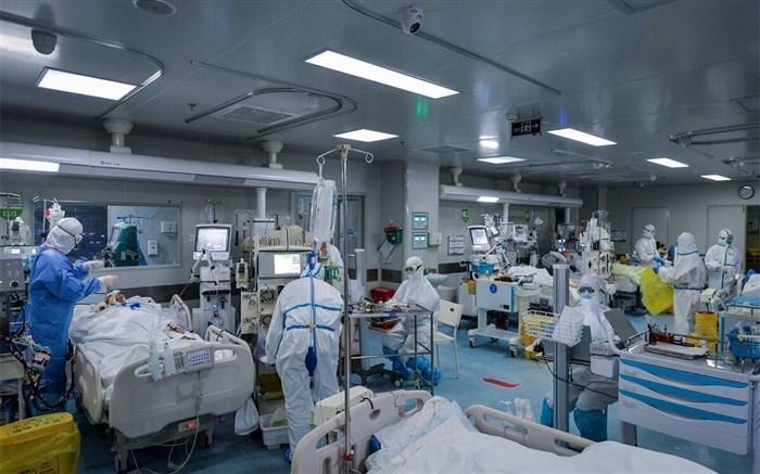 بیمار کرونایی در اردبیل