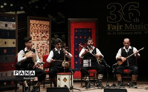 اعلام آمار مخاطبان کنسرت های روز چهارم «موسیقی فجر»