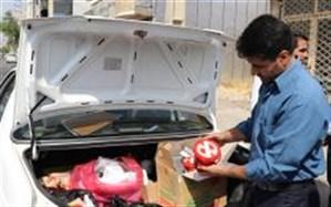 کشف 2 میلیارد و 745 میلیون ریال کالای قاچاق در شهرستان طارم