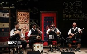 از اجرای هنرمندان ایتالیا تا گروه بندر ترکمن در ششمین روز جشنواره موسیقی فجر