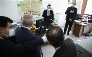 وزیر آموزش و پرورش با کارکنان معاونت حقوقی و امور مجلس دیدار کرد