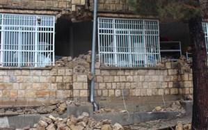 ۱۲۰۰ واحد مسکونی در دنا صد درصد تخریب شدند