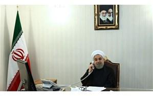 روحانی: امنیت، صلح و آرامش در عراق مورد توجه جدی و اولویت ایران است