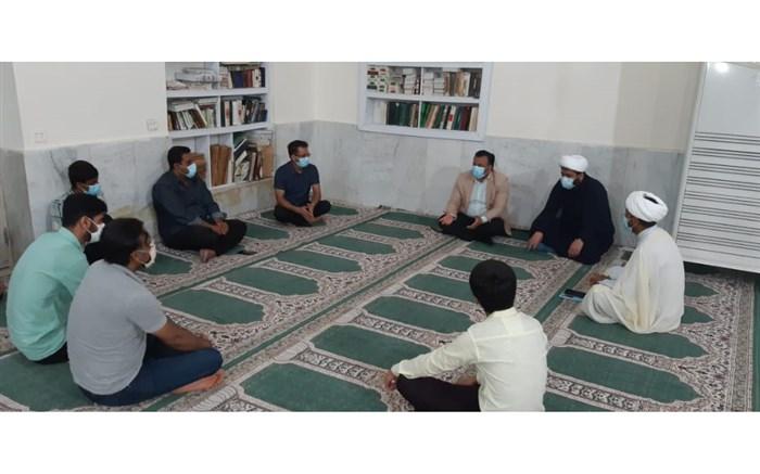 فعالیت باشگاه کونگ فو  مسجد علی ابن ابیطالب (ع)  با رعایت پروتکل های بهداشتی از سرگرفته می شود