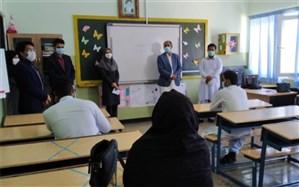 معلمان چابهاری تجارب تدریس در ایام کرونا را به اشتراک گذاشتند