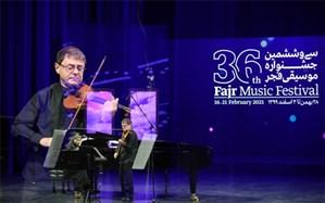 گروههای کر و اجرای نوازندگان ایتالیایی در ششمین روز جشنواره موسیقی فجر