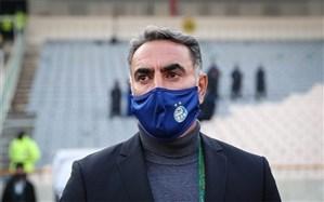 رسمی؛  محمود فکری از سرمربیگری استقلال استعفا کرد