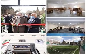 پروژههای دانشجویی و فرهنگی دانشگاه علوم پزشکی تهران افتتاح شد