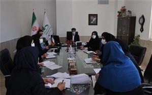کمیته مدیریت عملکرد کانون البرز تشکیل جلسه داد