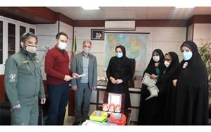 درخشش دانشآموزان  ملاردی در جشنواره کشوری محیط زیست