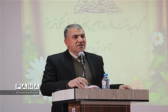 آیین گرامیداشت کانونهای فرهنگی و تربیتی آذربایجان شرقی