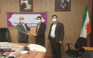 درخشش دانشآموزان ناحیه دو بهارستان در جشنواره کشوری نوغلامان حسینی