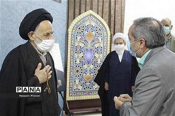 دیدار معاون پرورشی و فرهنگی وزارت آموزش و پرورش با نماینده ولی فقیه خراسان جنوبی