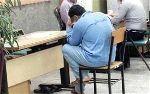قاتل مادر و دختر به دار مجازات  آویخته شد