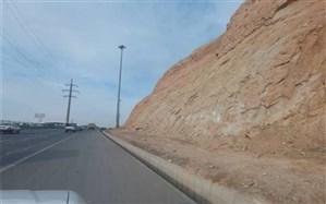 ترانشههای اتوبان پاسداران تبریز با ۱۱ میلیارد تومان پایدارسازی میشود