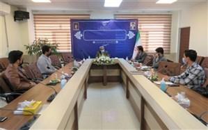 دیدار مسئولان بسیج دانشجویی دانشگاه فرهنگیان با مدیرکل آموزش و پرورش استان البرز