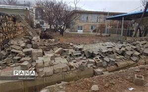 خسارت زلزله به منازل ۲۷۴ بازنشسته کشوری در سیسخت