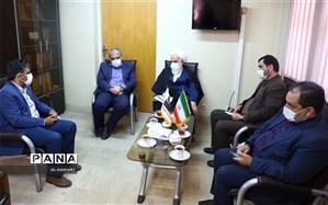 امام جمعه و فرماندار ویژه از ایرنا کاشان بازدید کردند
