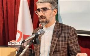 آیین تجلیل از برگزیدگان پویش های دههمبارک فجر در منطقه۱۷