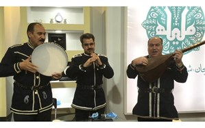 اجرای موسیقی سنتی زنجان در اولین روز نمایشگاه گردشگری و صنایعدستی تهران