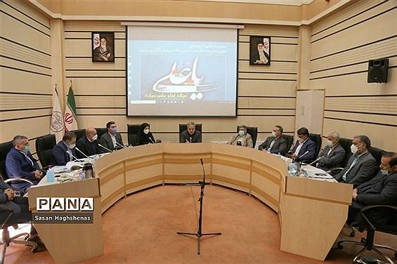 نود و پنجمین جلسه رسمی شورای اسلامی شهر اسلامشهر
