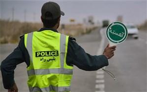تردد جادهای به شهرهای خوزستان ممنوع است