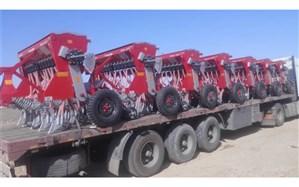 واگذاری ۵٣١ دستگاه ماشینآلات کشاورزی به بهرهبرداران سیستان و بلوچستان