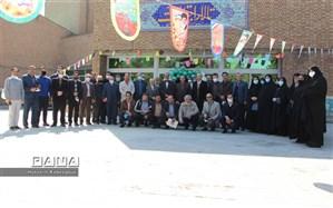 پالیزدار: مجتمع دکتر علی شریعتی بزرگترین مجتمع آموزشی تهران، به تملک آموزش و پرورش منطقه 16 در آمد