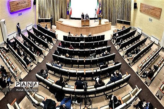 نشست صمیمی ریاست کمیته امداد کشور با پرنسل اداره اسکو