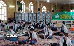 برگزاری جشن تکلیف پسران درآموزش و پرورش فشافویه