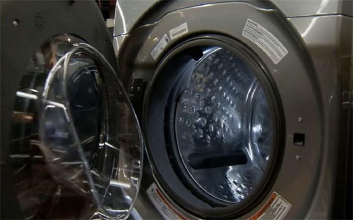 مرگ دردناک کودک در داخل ماشین لباسشویی!