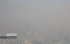 هوای ۵ شهر ناسالم است