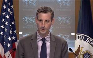 سخنگوی وزارت خارجه آمریکا: چالش هستهای ایران برای ما فوری است
