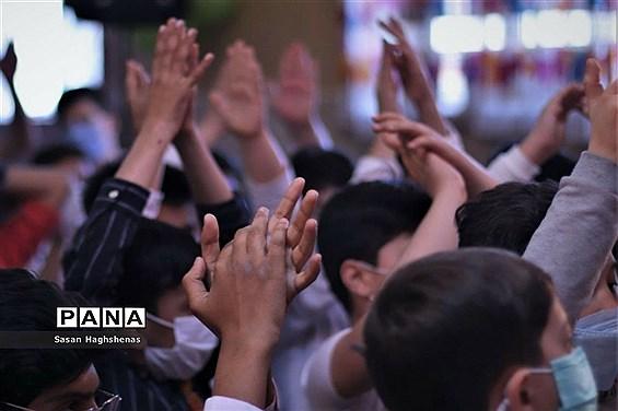 جشن میلاد امام علی(ع) در آموزشگاه امام حسین(ع) اسلامشهر