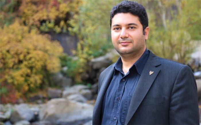 فرزند زندهیاد مسعود مهرابی