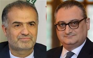 دیدار سفیر ایران در مسکو با یک مقام روس