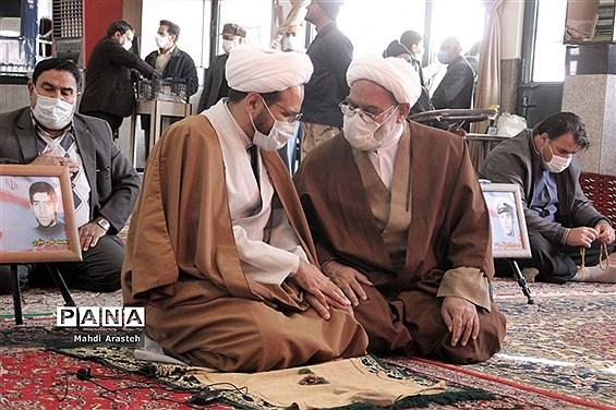 برگزاری سی و پنجمین  نمازجمعه سال1399درشهرستان خوسف