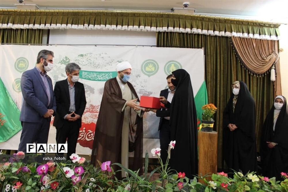 دیدار محمد جواد علی اکبری با نوجوانان اصفهانی