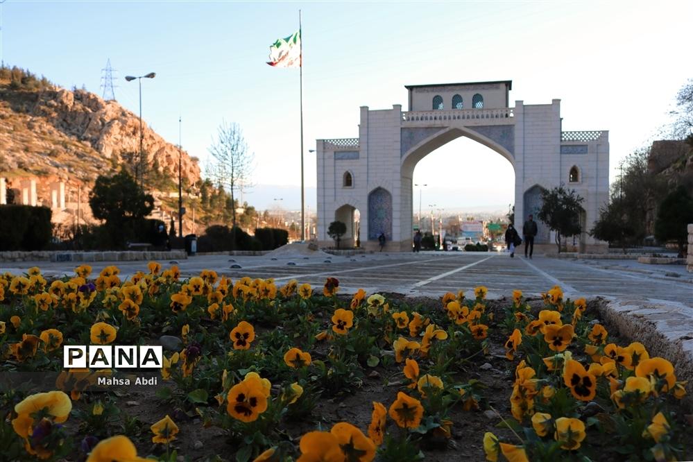 دروازه کهن شیراز