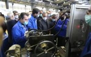 داخلیسازی گیربکس ۶ سرعته در کشور