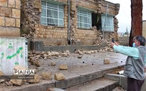 ۲۳ گروه جهادی دانشآموزی در منطقه زلزله زده سی سخت حضور یافتند